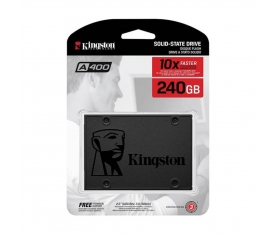 KINGSTON A400 2.5 240GB SSD SATA3 500/350 SA400S37/240G 240gb
